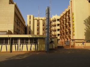 Burkina Architechture