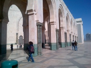 More mosque....