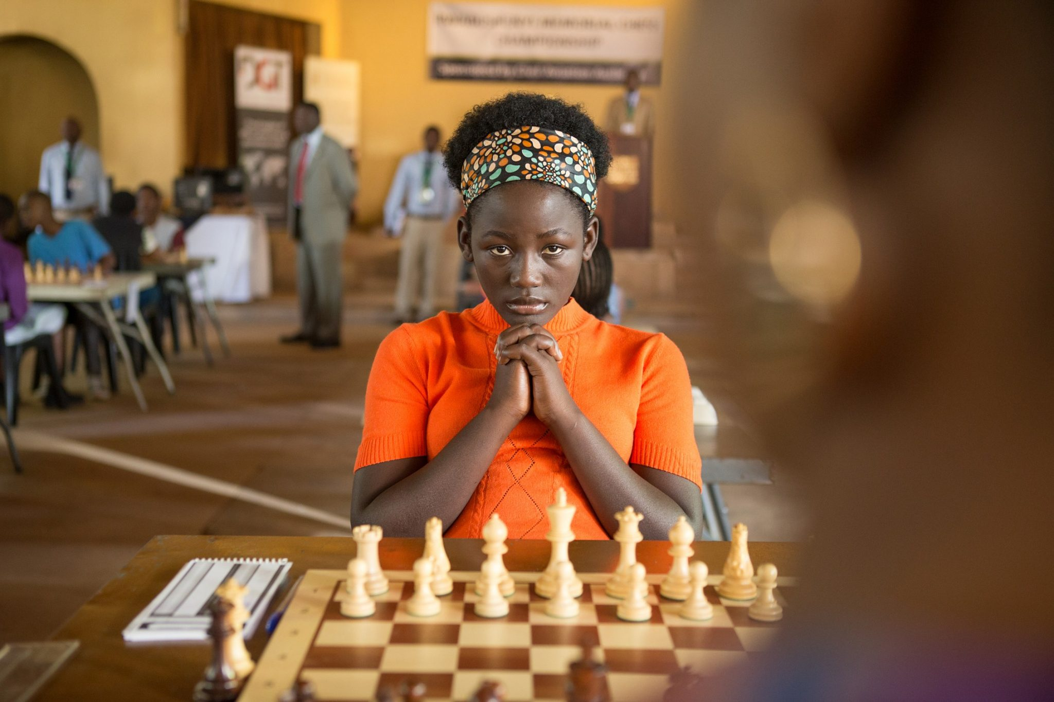 First there was Sarafina!, and now The Queen of Katwe